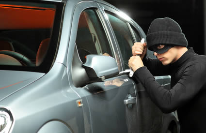 protect car theft