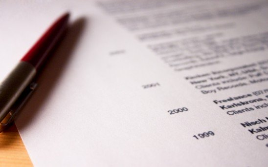 How A Great CV Can Get You The Job You Want