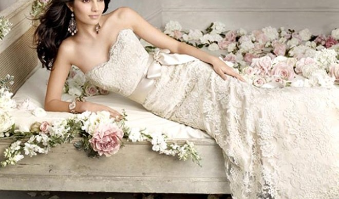 Picking The Perfect Bridal Dress