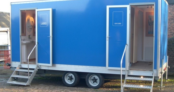 Sit Back And Relax When You Need A Portable Toilet Rental