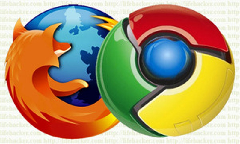 firefox vs chrome