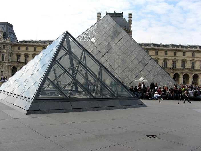The Louvre (Paris, France)