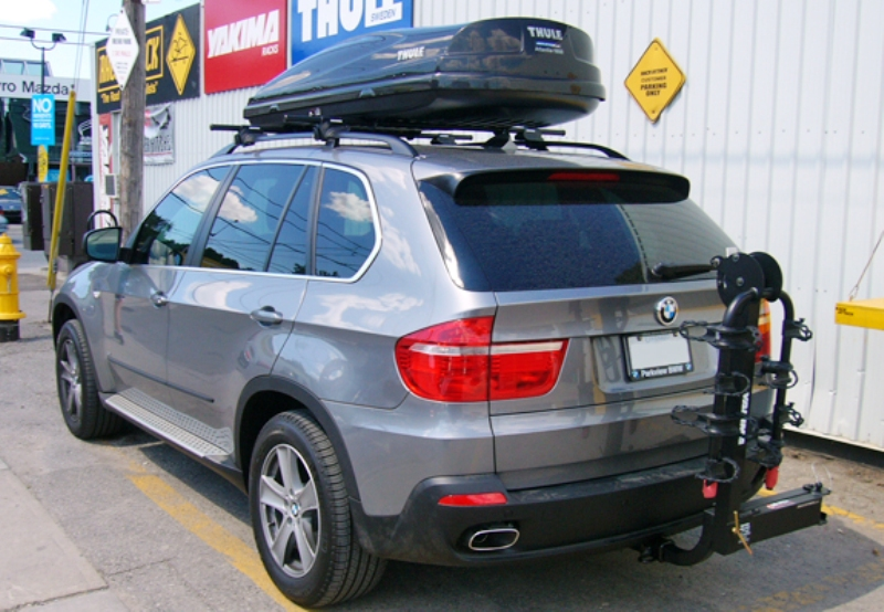 BMW X5 Cargo Carrier