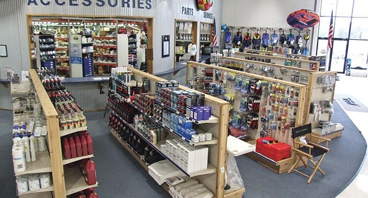 Showroom and Store Fixtures for Attracting More Customers