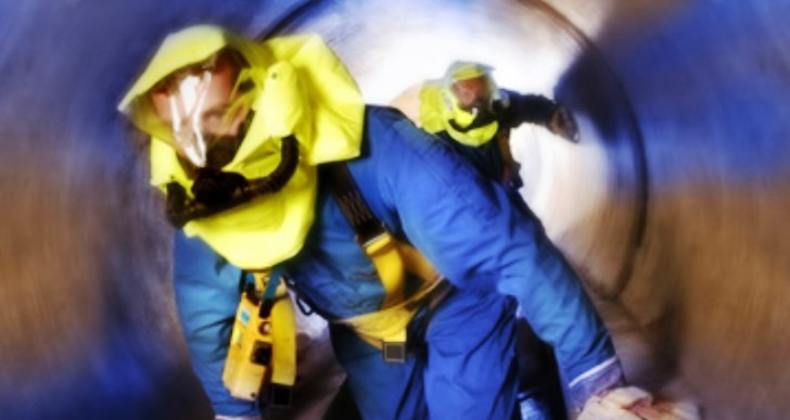 3 Examples of Atmospheres Where Breathing Equipment Is Needed