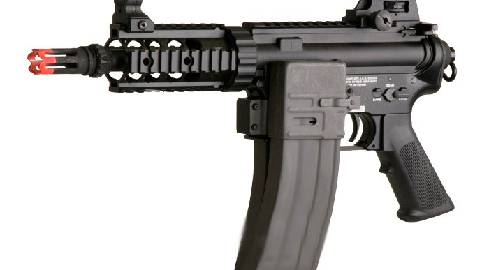 The Growing Popularity of The G&G Airsoft Gun