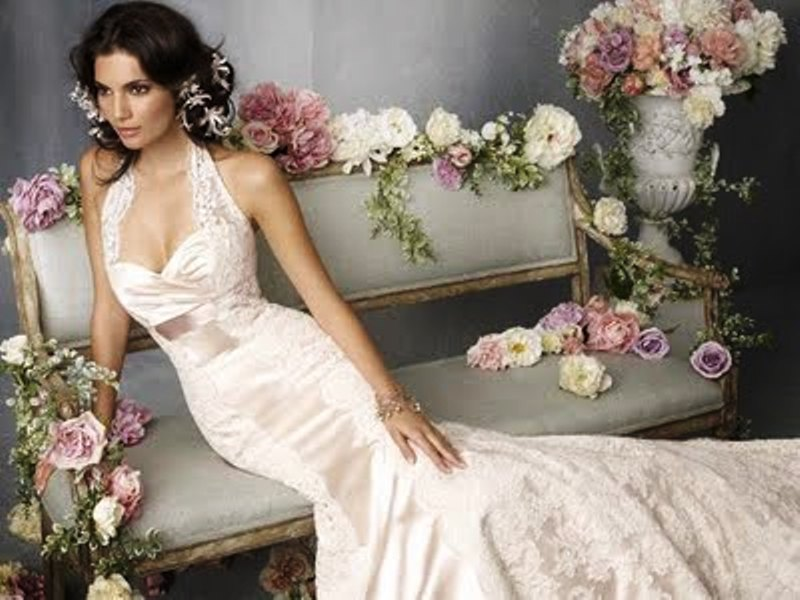 Wedding Dresses With A Difference 114