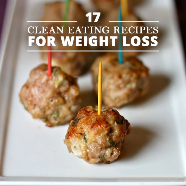 17 Recipes for Weight Loss