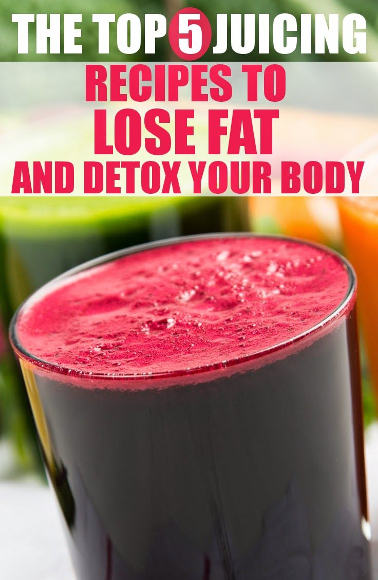 LOSE FAT AND DETOX YOUR BODY