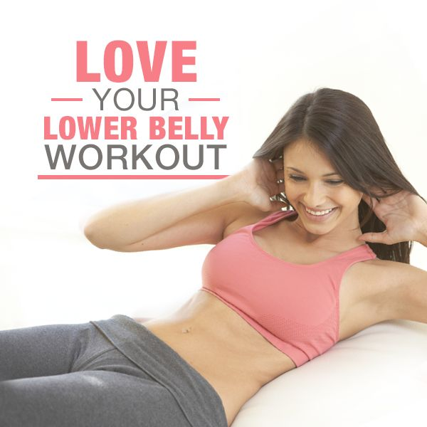 Lower Belly Workout