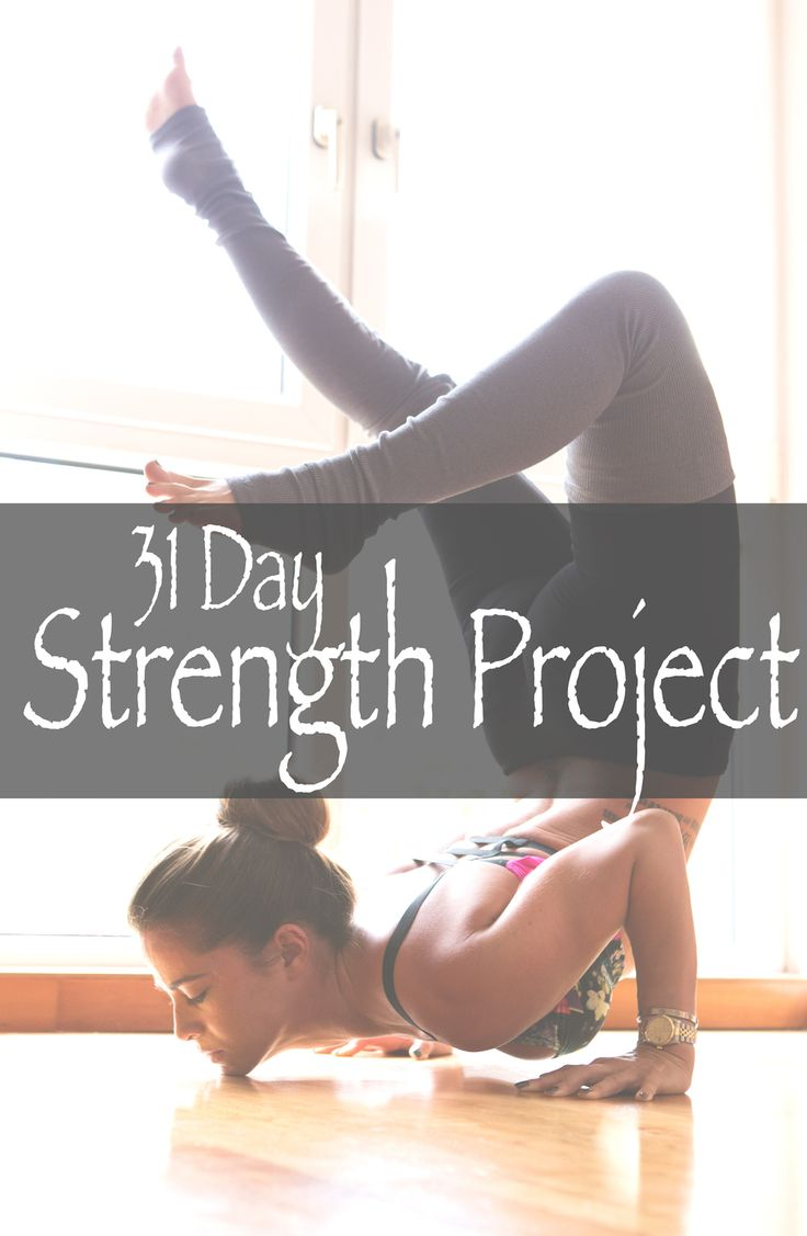 31 Day Strength Project