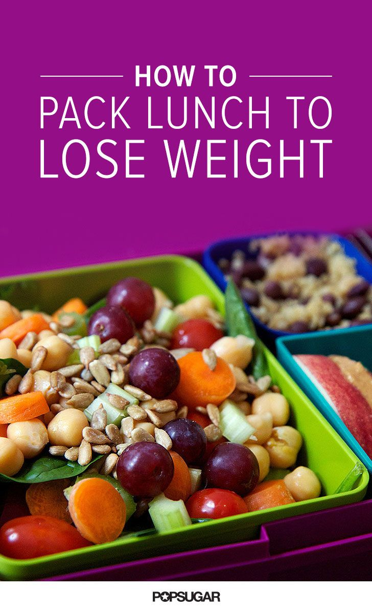 How to Pack Your Lunch For Optimum Weight Loss