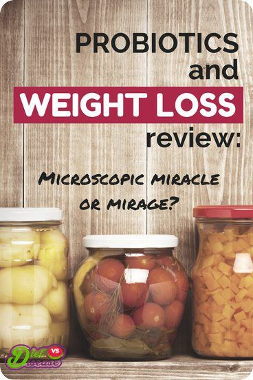 Probiotics and Weight Loss Review