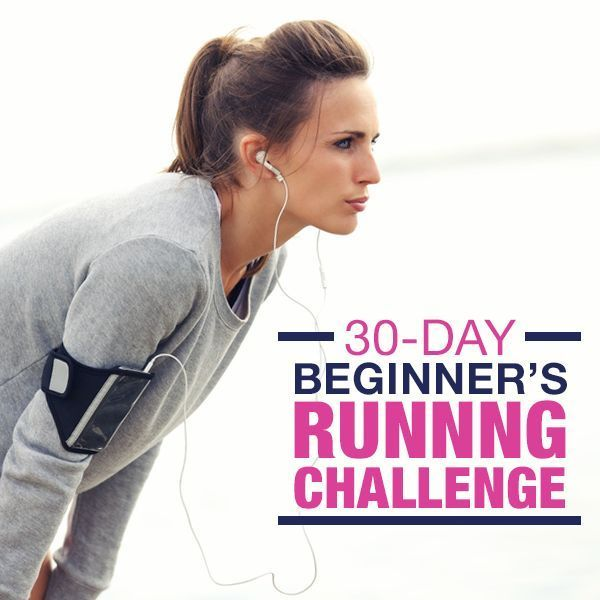 Take the 30-Day Beginner's Running Challenge