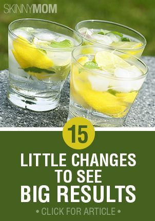 15 Little Changes to See Big Results