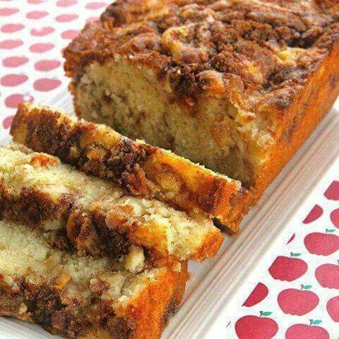 Apple Cinnamon Bread For Healthy days