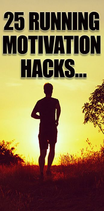 The 23 Running Motivation Hacks You Need