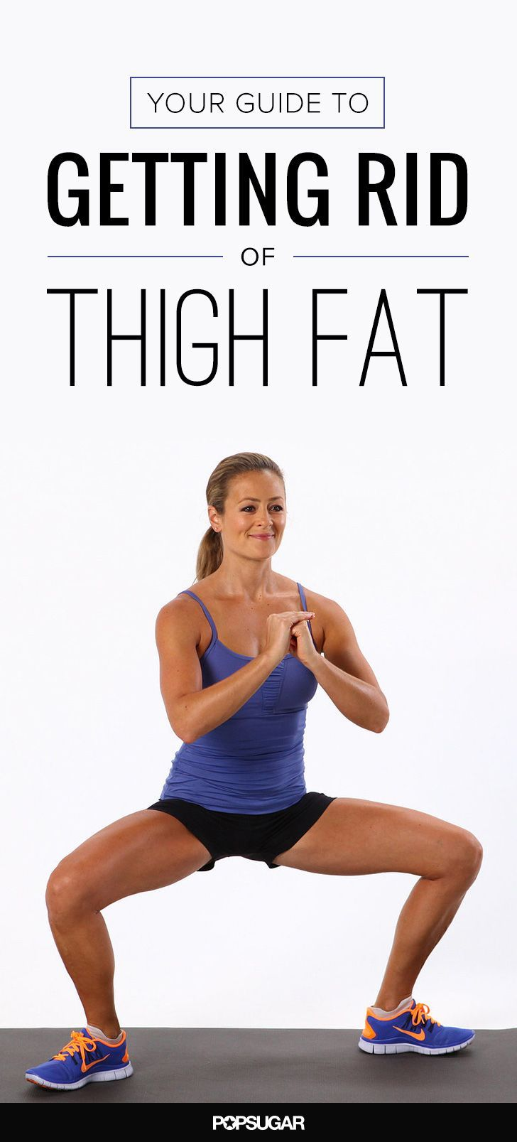 Your Go-To Guide on Losing Thigh Fat