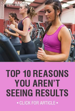 Top 10 Reasons You Aren't Seeing Results