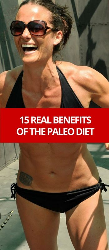 15 Real Benefits Of The Paleo Diet