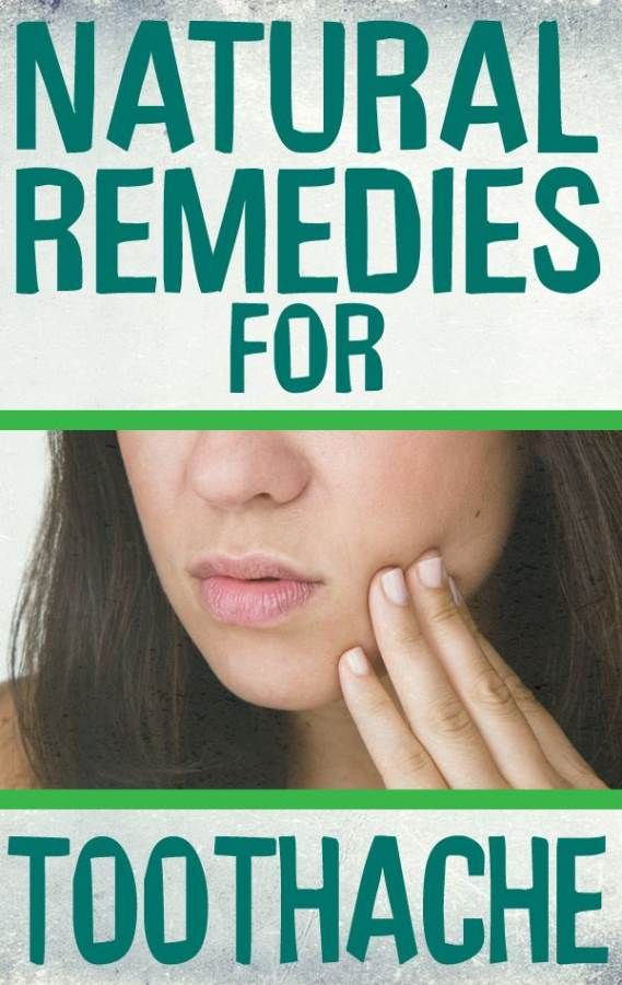 17 Natural Ways To Relieve Toothache