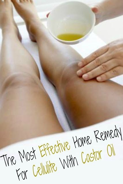 3 Natural ways to get rid of of cellulite