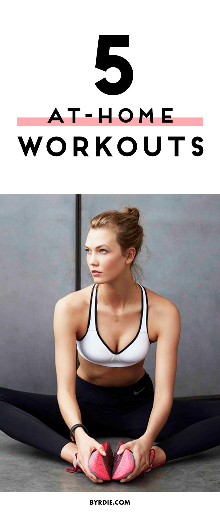 5 At-Home Workouts for When You Really Don't Want to Work Out