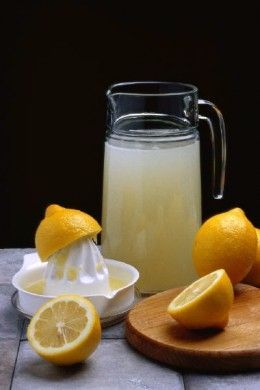 The Lemon Cleanse Diet - Detox With Lemonade