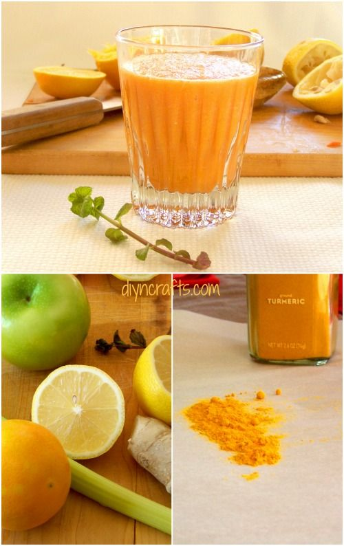 The Most Powerful Natural Antioxidant Smoothie That Beats Any Cleanse - DIY...