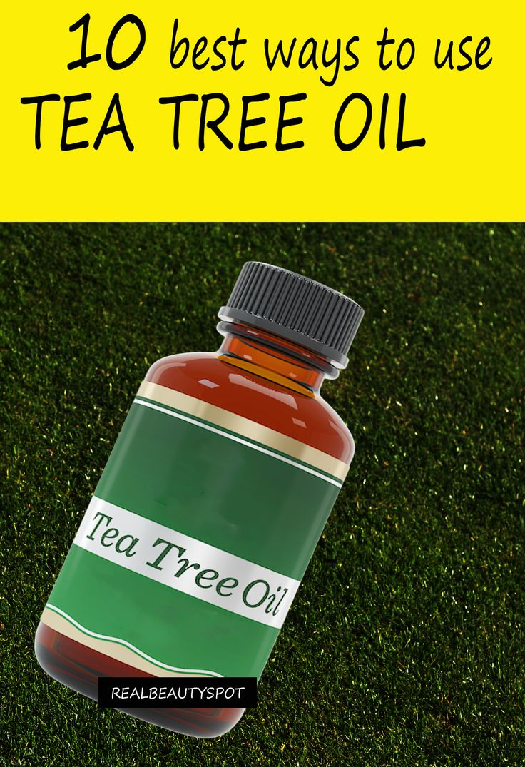 10 Best ways to use tea tree oil for home and beauty