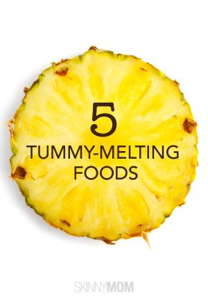 5 Tummy Melting Foods Just In Time for Summer