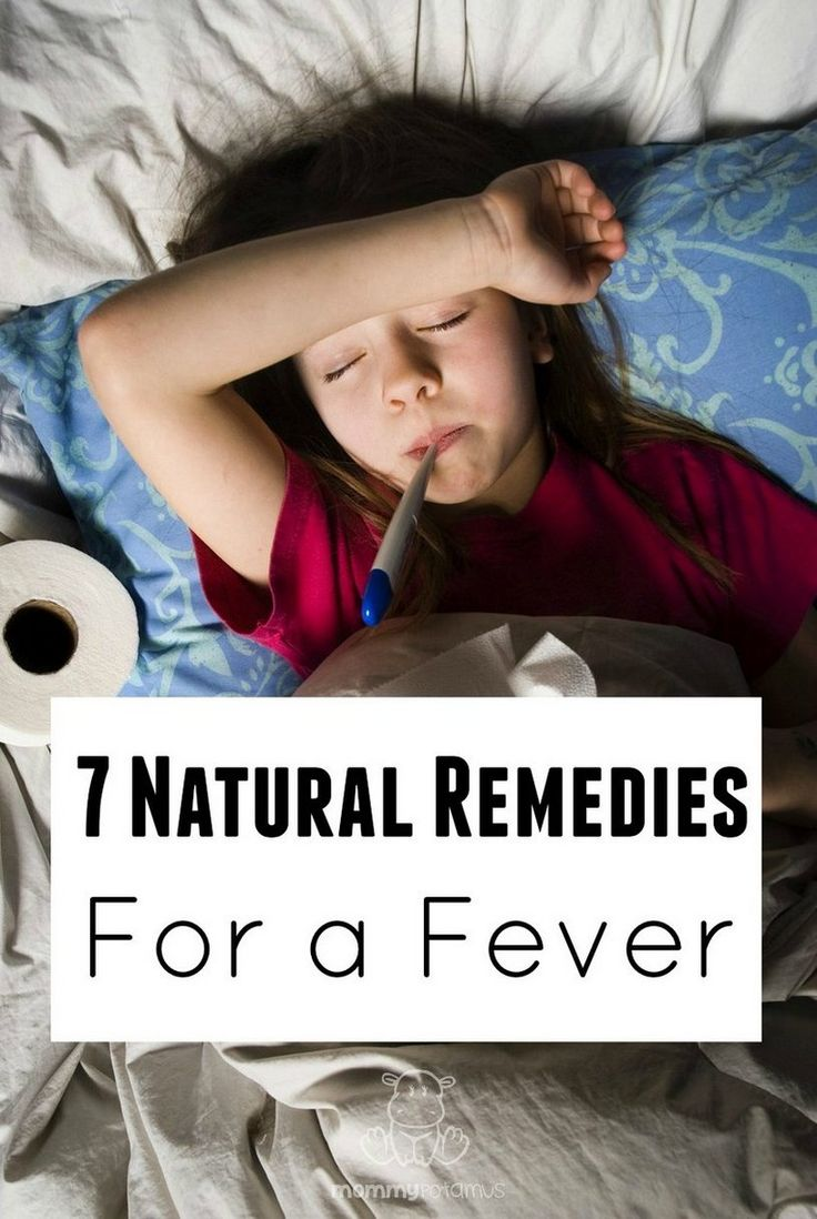 7 Natural Home Remedies for Fever