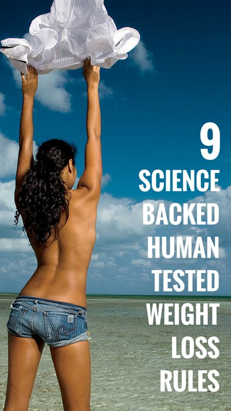 9 Science Backed Human Tested Weight Loss Tips Forever