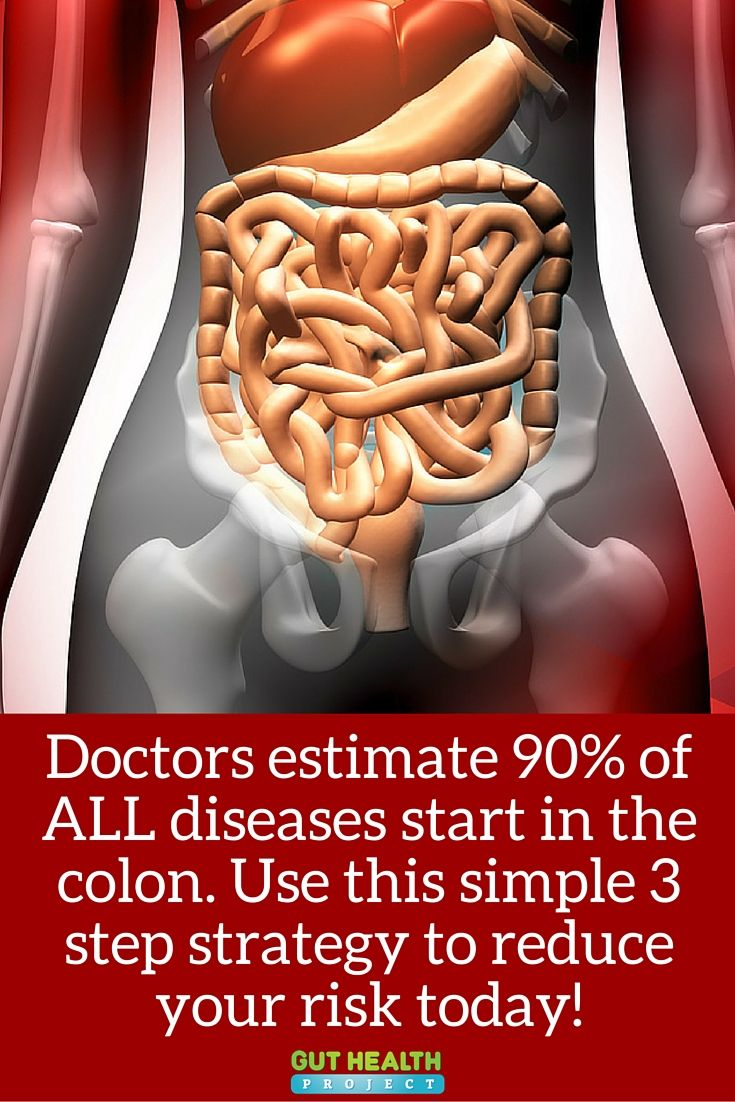 Does Death Really Start In The Colon