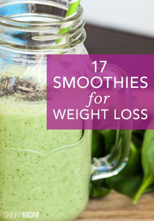17 Tasty & Nutrient-Packed Smoothies