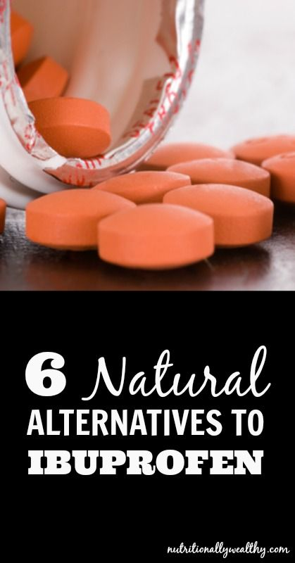 6 Natural Alternatives to Ibuprofen