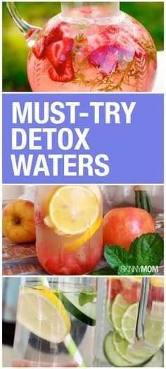 9 Summer Detox Waters You Need to Slim Down