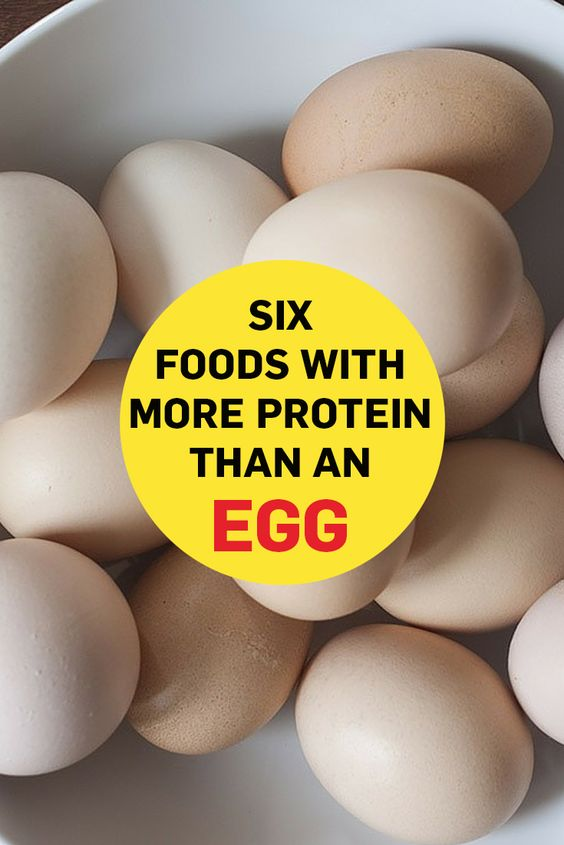 Surprising High-Protein Foods for Weight Loss
