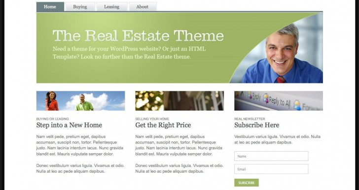 3 Best Business Responsive Themes for WordPress