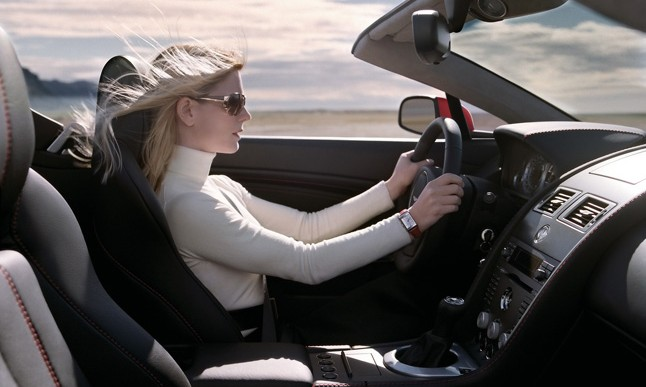 Female Drivers: It's All Change